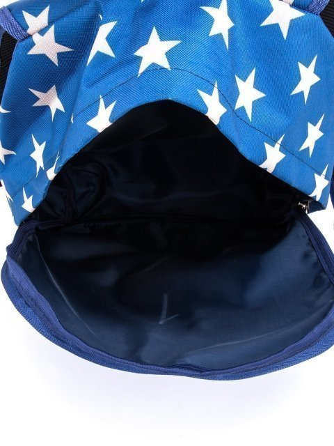 Синий рюкзак Lbags (Эльбэгс) - артикул: К0000031250 - ракурс 4