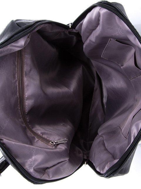 Чёрный рюкзак S.Lavia (Славия) - артикул: 942 512 01 - ракурс 4