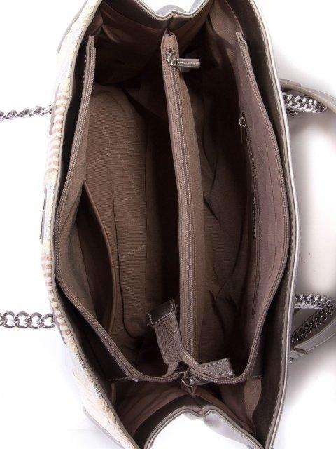 Серебряный шоппер David Jones (Дэвид Джонс) - артикул: 0К-00001565 - ракурс 4