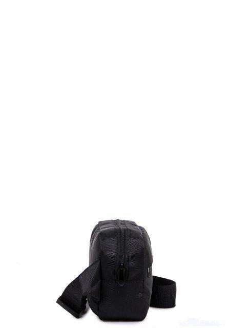 Чёрная сумка на пояс S.Lavia (Славия) - артикул: 00-50 000 01 - ракурс 2