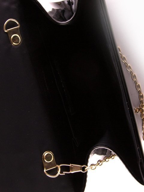 Чёрная сумка планшет Angelo Bianco (Анджело Бьянко) - артикул: К0000026598 - ракурс 4