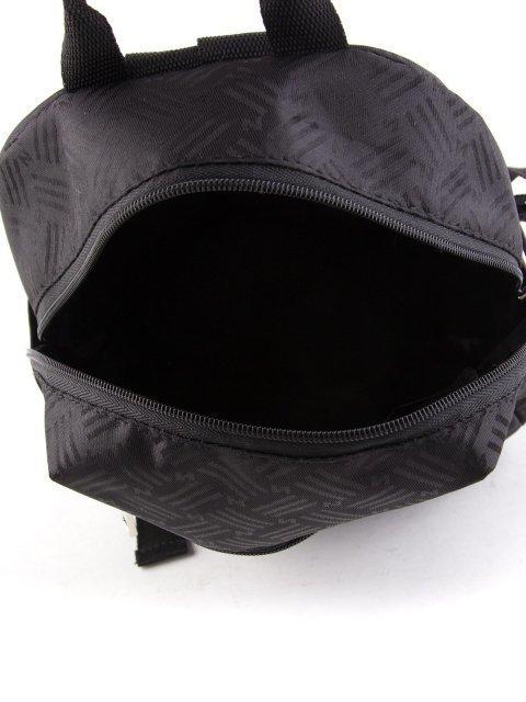 Чёрный рюкзак S.Lavia (Славия) - артикул: Р06 063.01 - ракурс 4