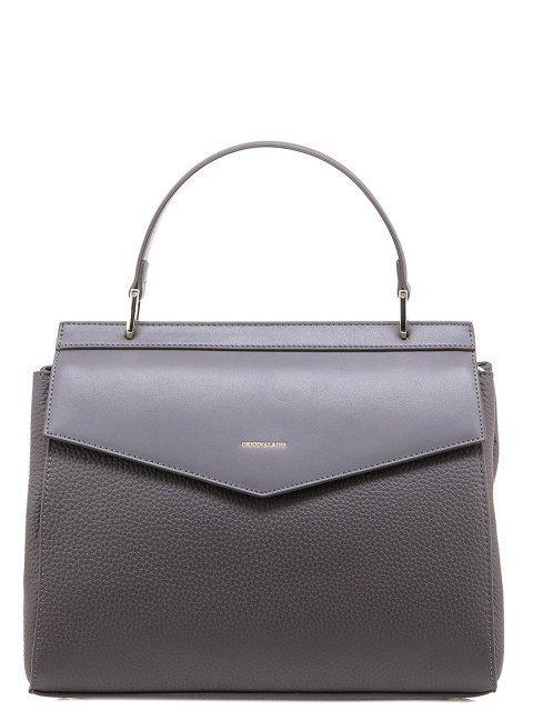 Серый портфель Angelo Bianco - 3892.00 руб