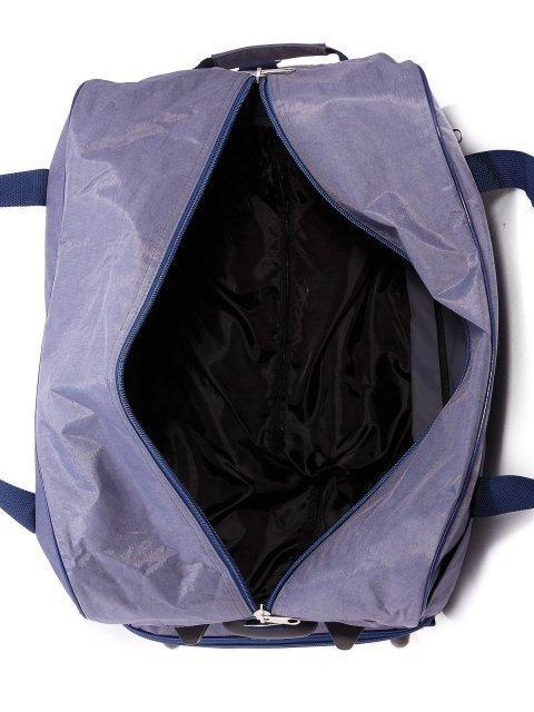 Серый чемодан Lbags (Эльбэгс) - артикул: К0000013255 - ракурс 5