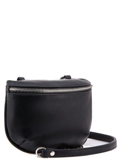 Чёрная сумка на пояс S.Lavia (Славия) - артикул: 1079 323 01  - ракурс 2