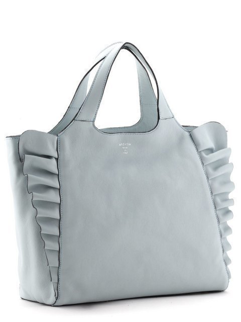 Голубая сумка классическая Arcadia (Аркадия) - артикул: К0000028264 - ракурс 2