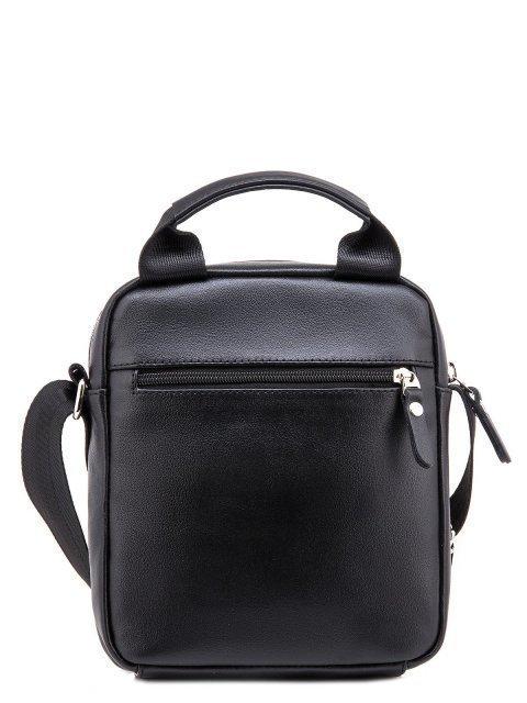 Чёрная сумка планшет S.Lavia (Славия) - артикул: 0038 10 01 - ракурс 4