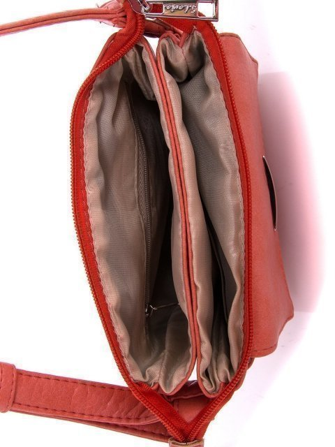 Коралловая сумка планшет S.Lavia (Славия) - артикул: 907 601 43 - ракурс 4