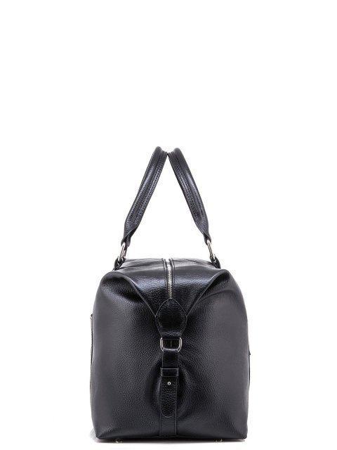 Чёрная дорожная сумка S.Lavia (Славия) - артикул: 0051 12 01 - ракурс 2