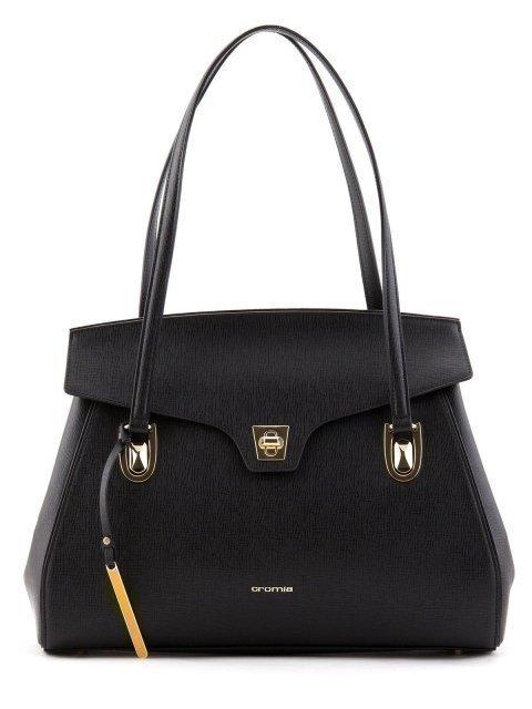 Чёрный портфель Cromia - 9690.00 руб