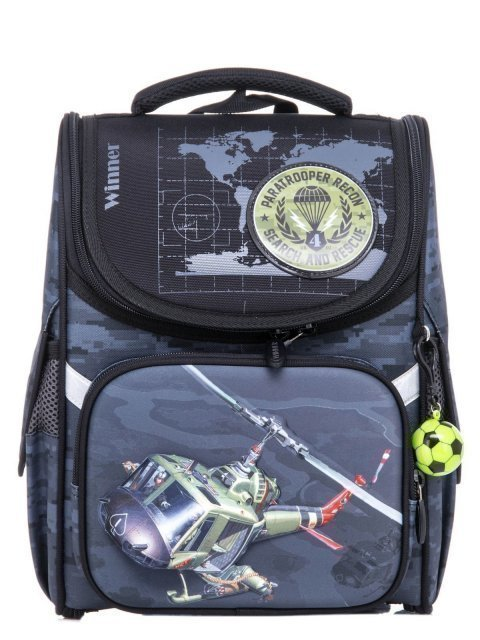 Серый рюкзак Winner - 3990.00 руб