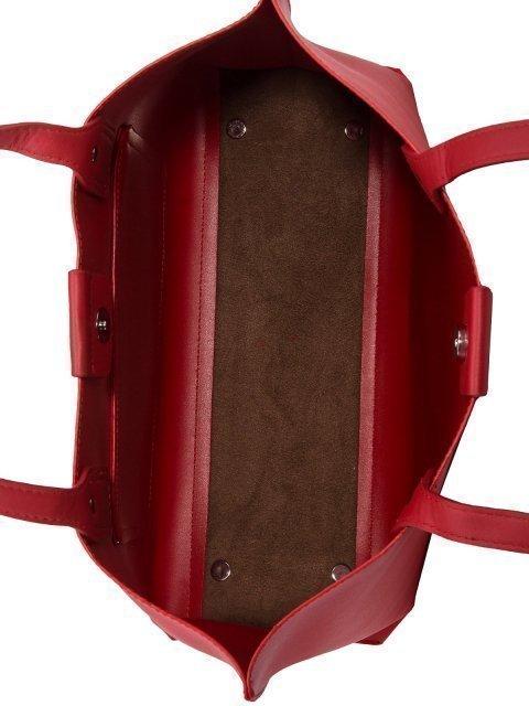 Красный шопер David Jones (Дэвид Джонс) - артикул: 0К-00010989 - ракурс 5
