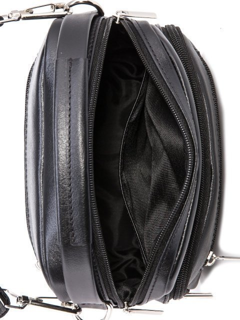 Чёрная сумка планшет S.Lavia (Славия) - артикул: 0052 10 01 - ракурс 4