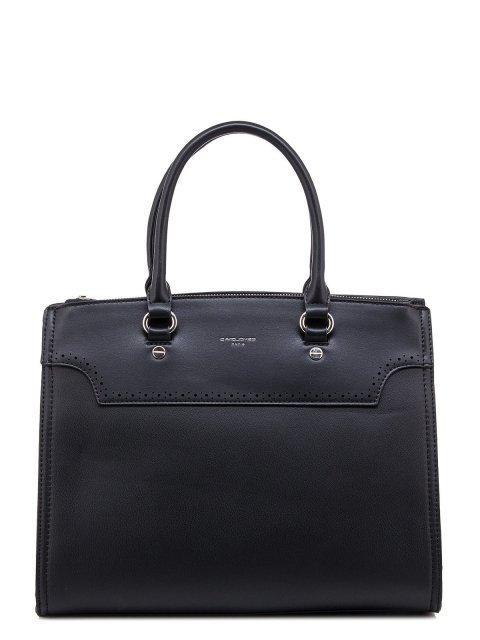 Чёрная сумка классическая David Jones - 1550.00 руб