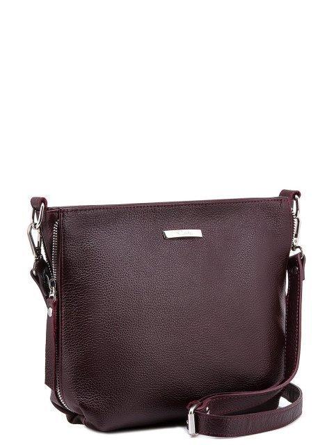 Бордовая сумка планшет S.Lavia (Славия) - артикул: 0015 13 03 - ракурс 2