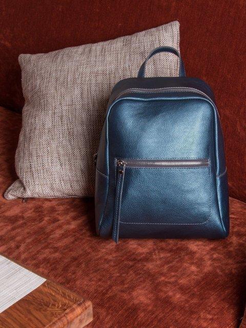 Бирюзовый рюкзак S.Lavia (Славия) - артикул: 0028 12 71 - ракурс 5