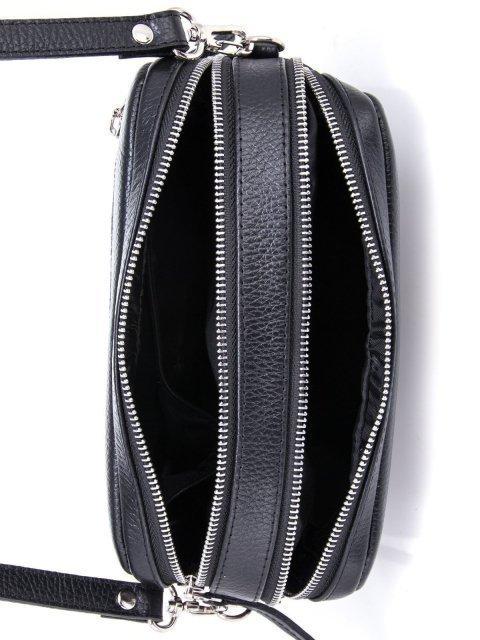Чёрная сумка планшет S.Lavia (Славия) - артикул: 0030 12 01 - ракурс 4