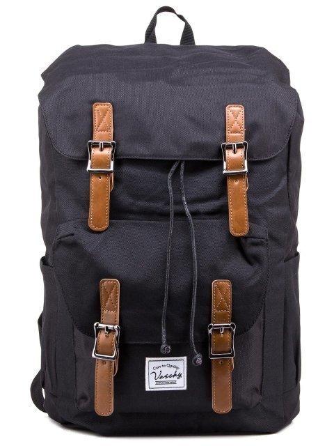 Чёрный рюкзак Angelo Bianco - 1999.00 руб