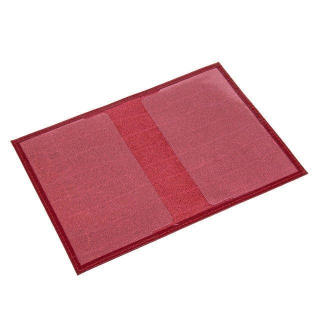 Красная обложка для документов S.Lavia (Славия) - артикул: К0000016649 - ракурс 1
