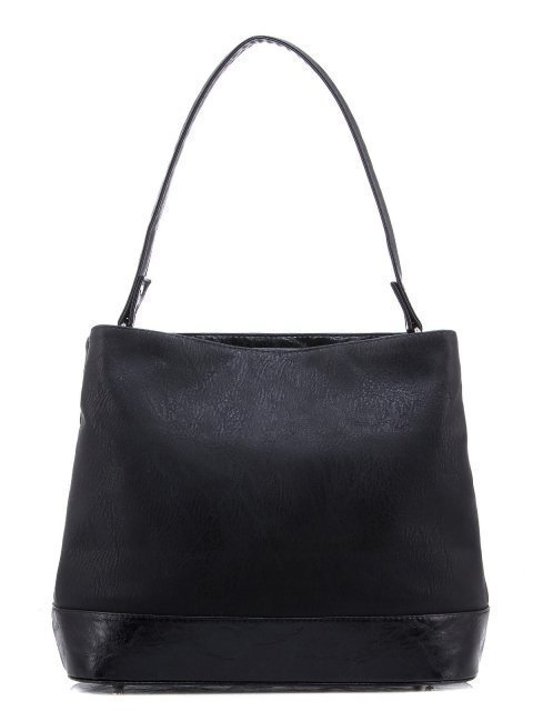Чёрная сумка мешок S.Lavia - 1999.00 руб