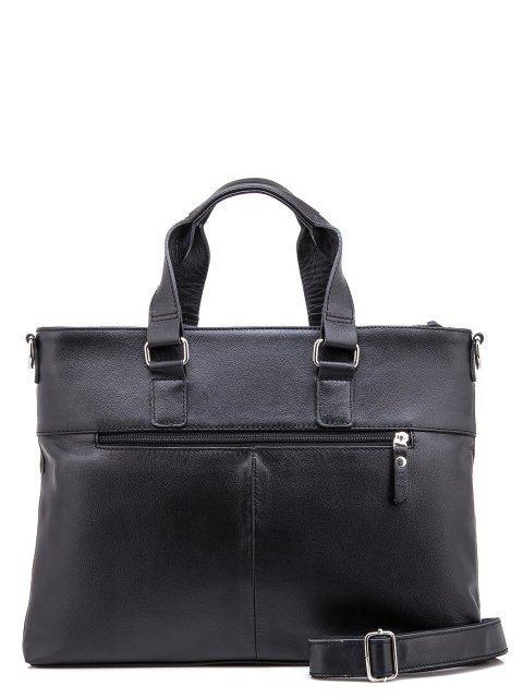 Чёрная сумка классическая S.Lavia (Славия) - артикул: 0047 10 01 - ракурс 3