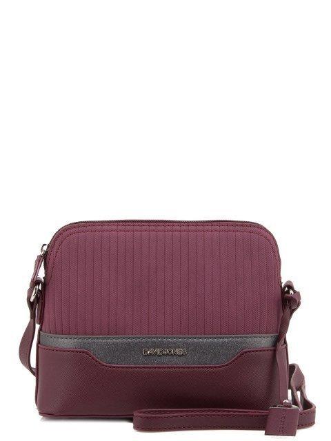 Бордовая сумка планшет David Jones - 1000.00 руб