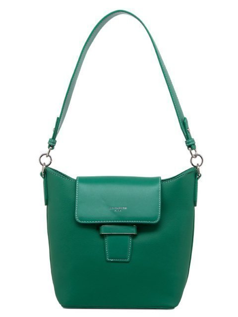 Зелёная сумка планшет David Jones - 1847.00 руб