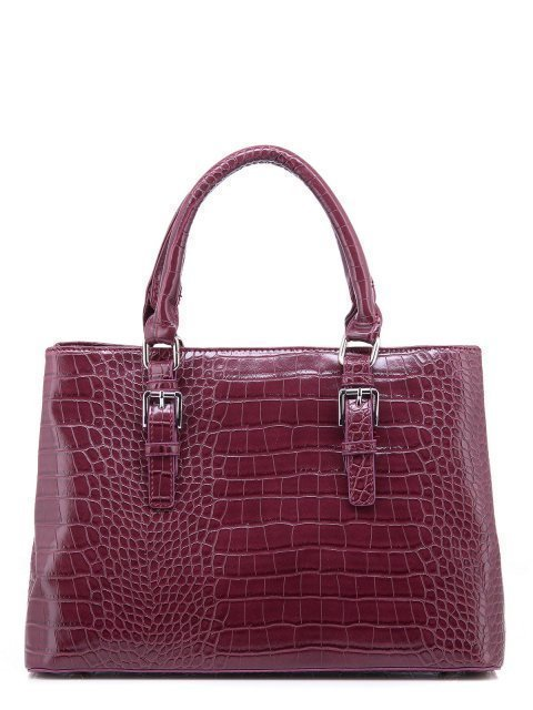 Бордовая сумка классическая Domenica - 1400.00 руб