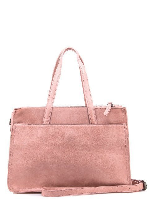 Розовый шоппер Domenica (Domenica) - артикул: 0К-00002064 - ракурс 3