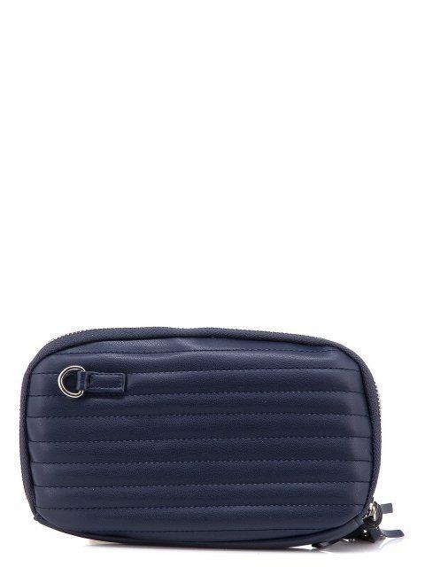 Синяя сумка планшет David Jones (Дэвид Джонс) - артикул: 0К-00001702 - ракурс 3