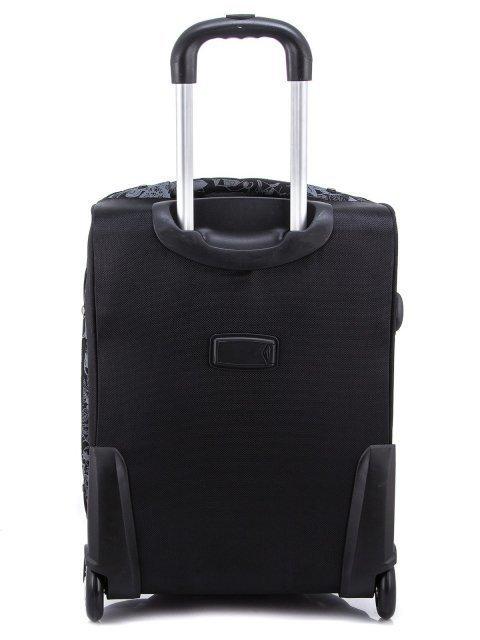 Чёрный чемодан Monkking (Монкинг) - артикул: 0К-00000211 - ракурс 3
