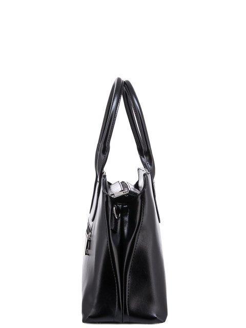 Чёрная сумка классическая S.Lavia (Славия) - артикул: 744 586 01 - ракурс 4