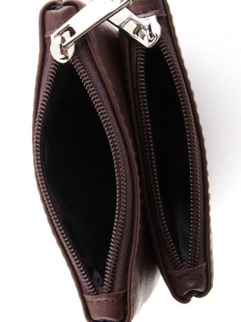 Коричневая сумка планшет S.Lavia (Славия) - артикул: 893 910 02 - ракурс 4