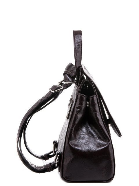 Коричневый рюкзак S.Lavia (Славия) - артикул: 877 048 12 - ракурс 4