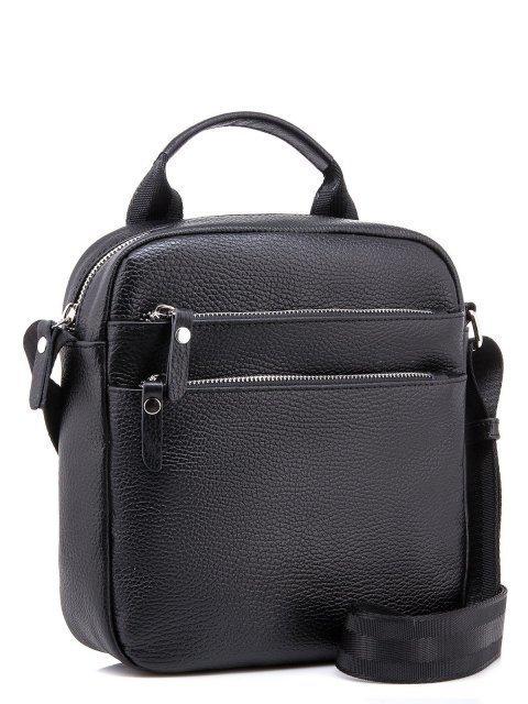 Чёрная сумка планшет S.Lavia (Славия) - артикул: 0039 12 01 - ракурс 1