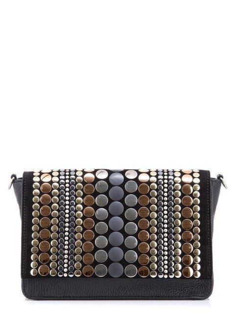 Чёрная сумка планшет Cromia - 8334.00 руб