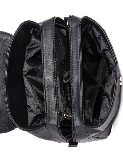 Чёрный рюкзак S.Lavia (Славия) - артикул: 983 910 01 - ракурс 5