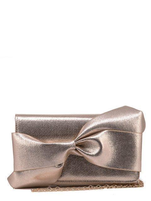 Золотая сумка планшет Domenica - 950.00 руб