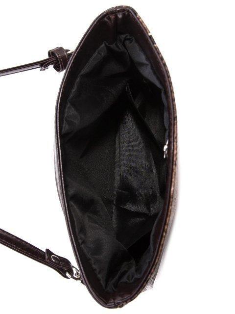 Коричневая сумка планшет S.Lavia (Славия) - артикул: 770 126 12 - ракурс 4