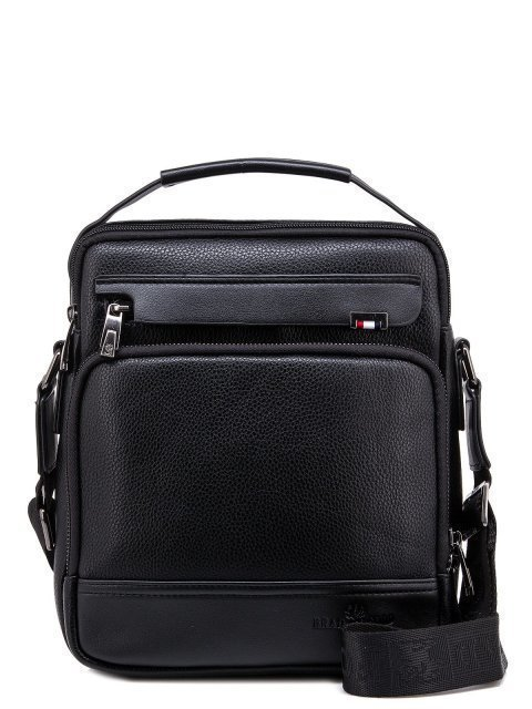 Чёрная сумка планшет Bradford - 2699.00 руб