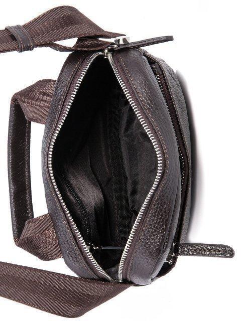 Коричневая сумка планшет S.Lavia (Славия) - артикул: 0038 12 12 - ракурс 4