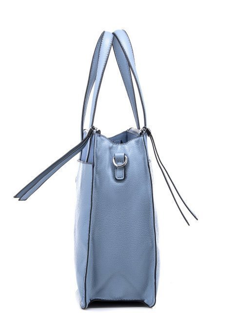 Голубой шоппер Domenica (Domenica) - артикул: 0К-00002070 - ракурс 2