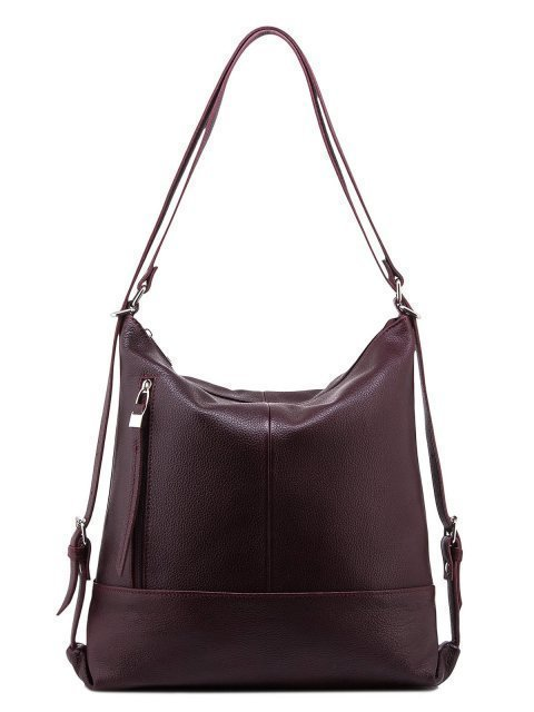 Бордовая сумка мешок S.Lavia - 4970.00 руб