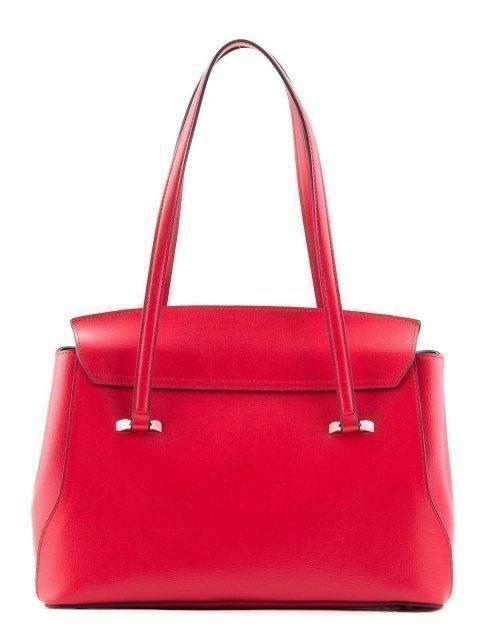 Красная сумка классическая Cromia (Кромиа) - артикул: К0000022860 - ракурс 4