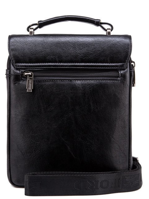 Чёрная сумка планшет Bradford (Брэдфорд) - артикул: 0К-00005834 - ракурс 3