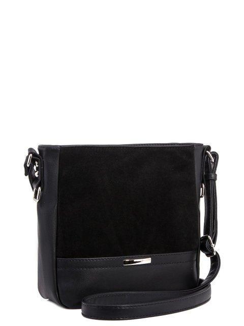 Чёрная сумка планшет S.Lavia (Славия) - артикул: 777 99 01 - ракурс 2