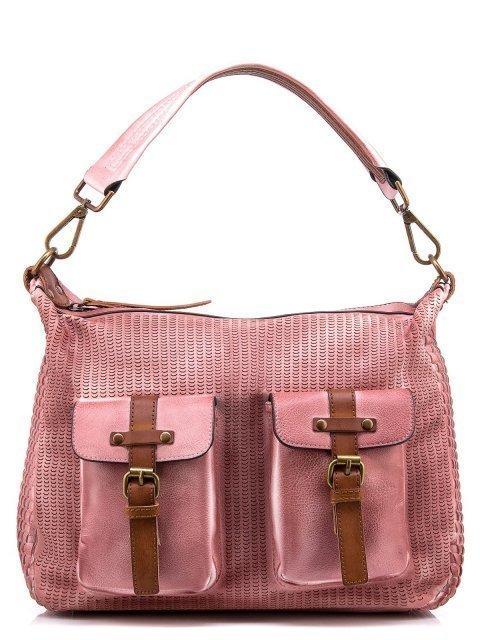 Розовая сумка мешок Domenica - 1600.00 руб