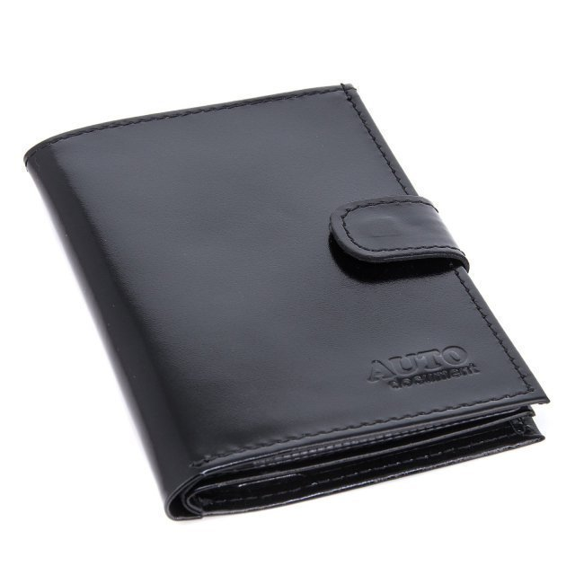 Чёрная обложка для документов S.Lavia - 999.00 руб