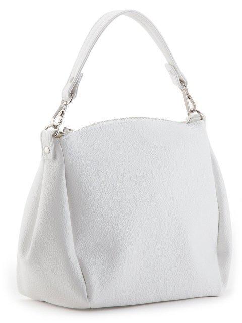 Белая сумка мешок S.Lavia (Славия) - артикул: 829 902 10 - ракурс 1