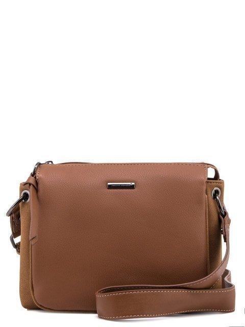 Рыжая сумка планшет David Jones - 1200.00 руб